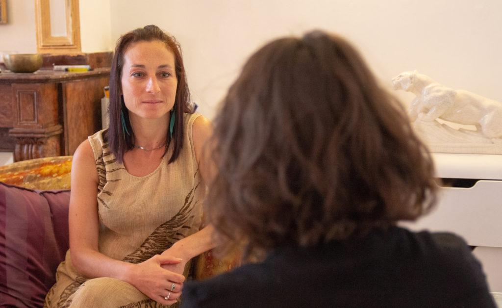 Jasmine Memmi - Psychologue à Montpellier